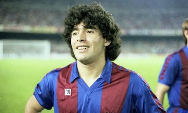 Nhiều huyền thoại góp mặt ở Maradona Cup - ảnh 1