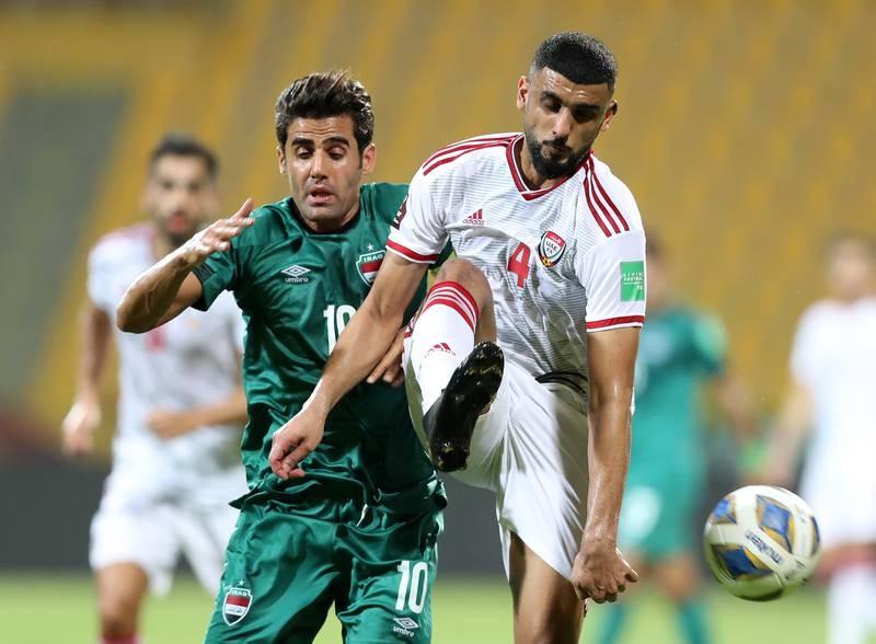 UAE tố VAR 'cướp' chiến thắng trắng trợn - ảnh 1