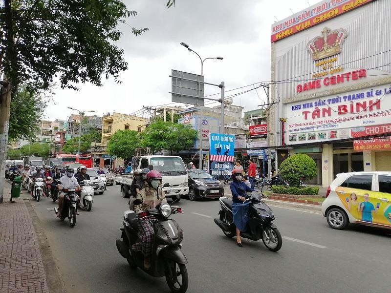 Biển cảnh báo độc, lạ trên địa bàn quận Tân Bình - ảnh 4