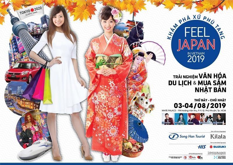 Diện mạo mới của lễ hội Feel Japan in Vietnam 2019  - ảnh 1