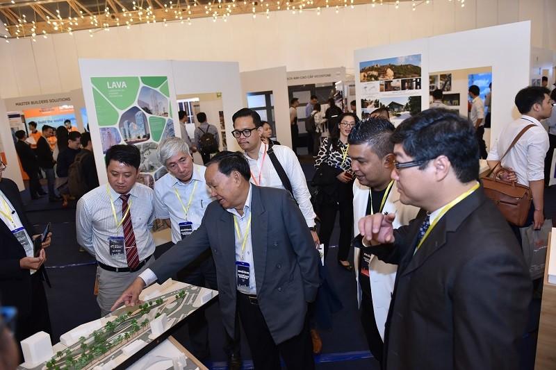 Trưng bày hàng trăm tác phẩm của kiến trúc sư trẻ Việt Nam  - ảnh 3