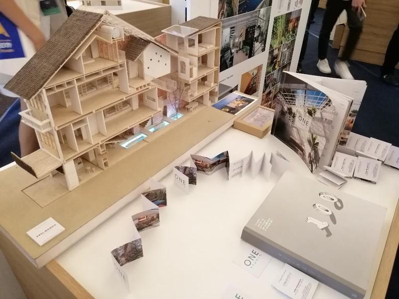 Trưng bày hàng trăm tác phẩm của kiến trúc sư trẻ Việt Nam  - ảnh 5