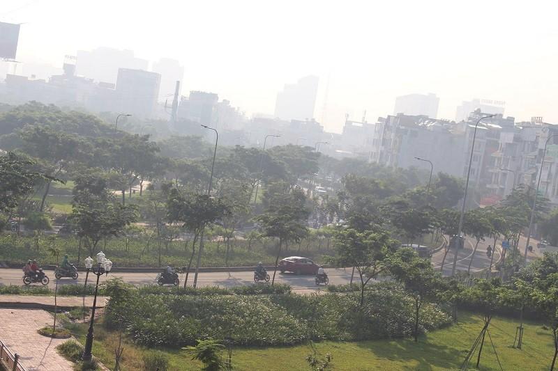 Sương mù dày đặc vẫn bao phủ Sài Gòn  - ảnh 5