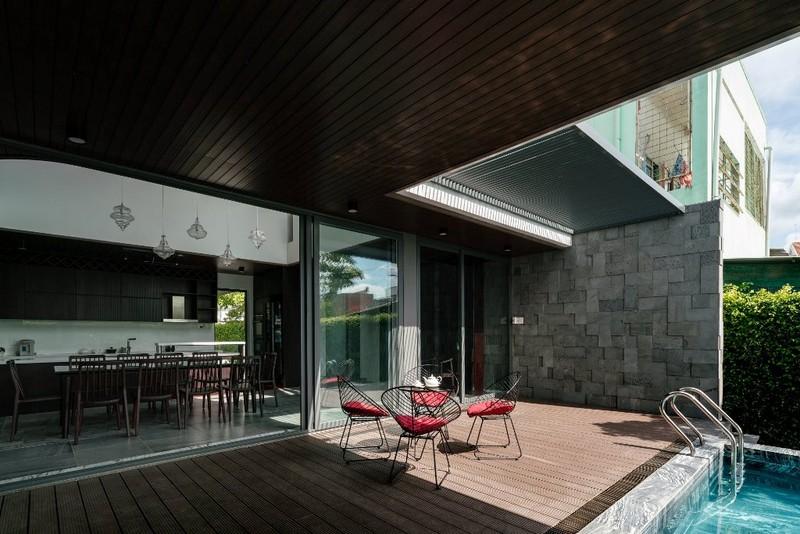H2 House tránh nắng phía tây mát quanh năm - ảnh 9