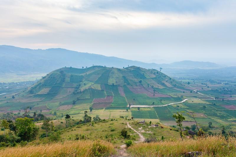 Ngỡ ngàng trước cảnh đẹp trên núi lửa Chư Đăng Ya - ảnh 14