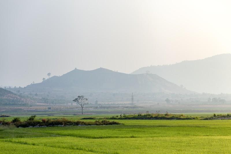 Ngỡ ngàng trước cảnh đẹp trên núi lửa Chư Đăng Ya - ảnh 17