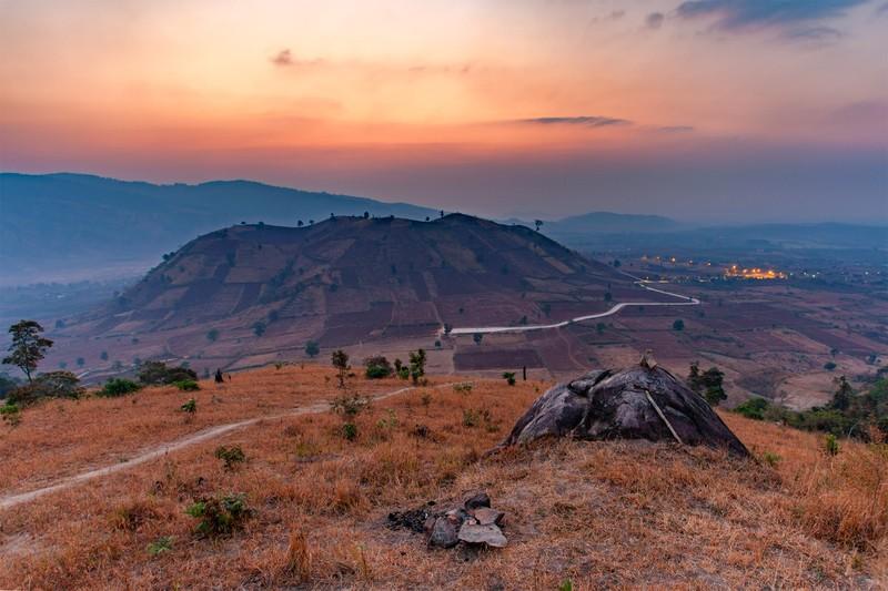 Ngỡ ngàng trước cảnh đẹp trên núi lửa Chư Đăng Ya - ảnh 18