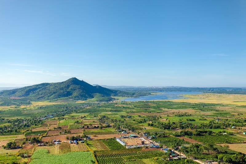 Ngỡ ngàng trước cảnh đẹp trên núi lửa Chư Đăng Ya - ảnh 19