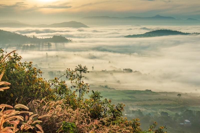 Ngỡ ngàng trước cảnh đẹp trên núi lửa Chư Đăng Ya - ảnh 9