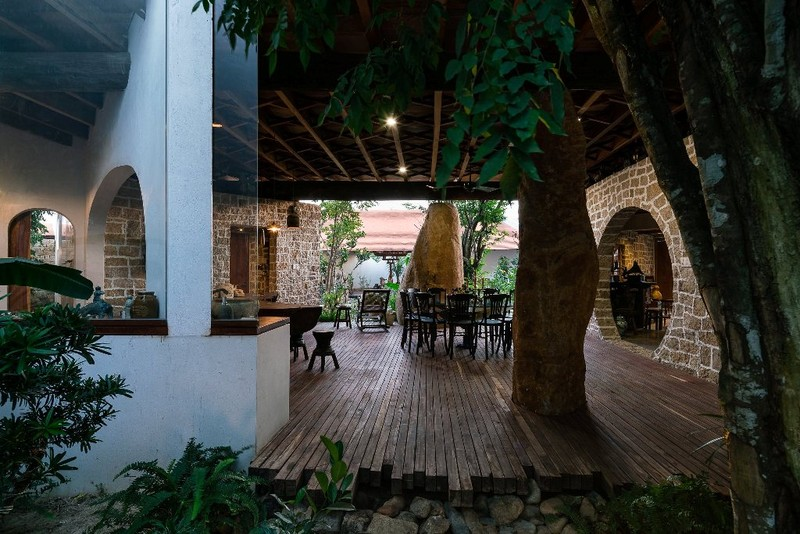 Lạc vào ốc đảo xanh trong ngôi nhà ở Nha Trang - ảnh 10