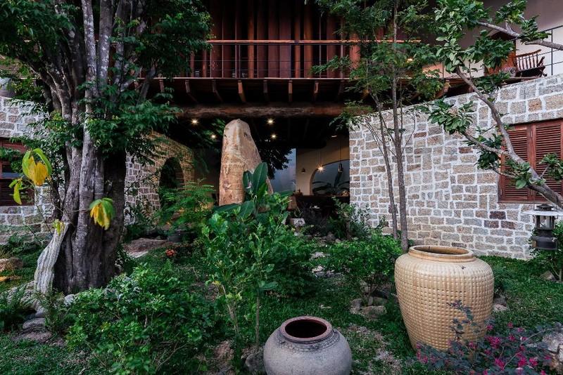 Lạc vào ốc đảo xanh trong ngôi nhà ở Nha Trang - ảnh 14