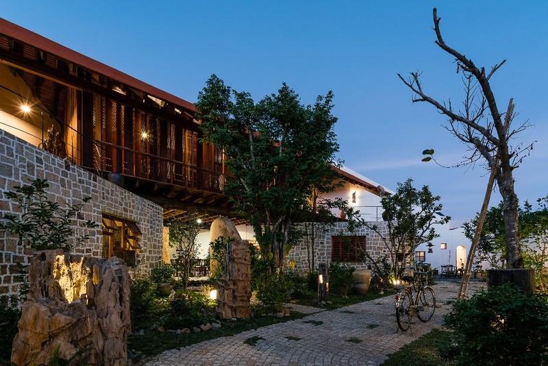Lạc vào ốc đảo xanh trong ngôi nhà ở Nha Trang - ảnh 16