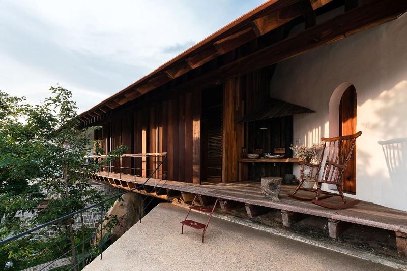 Lạc vào ốc đảo xanh trong ngôi nhà ở Nha Trang - ảnh 21