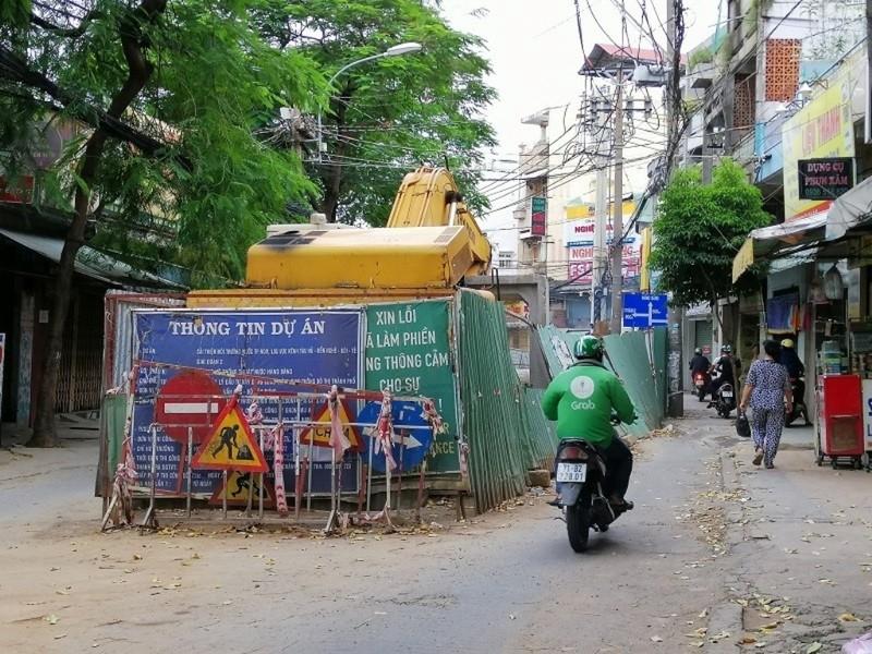 Cuối năm, cấm đào 500 tuyến đường tại TP.HCM vào ban ngày - ảnh 1