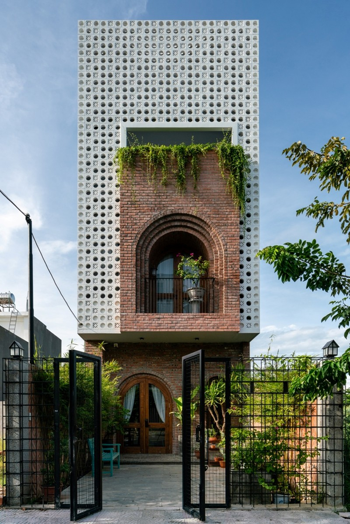 Cội House mộc mạc giữa lòng đô thị Đà Nẵng - ảnh 1
