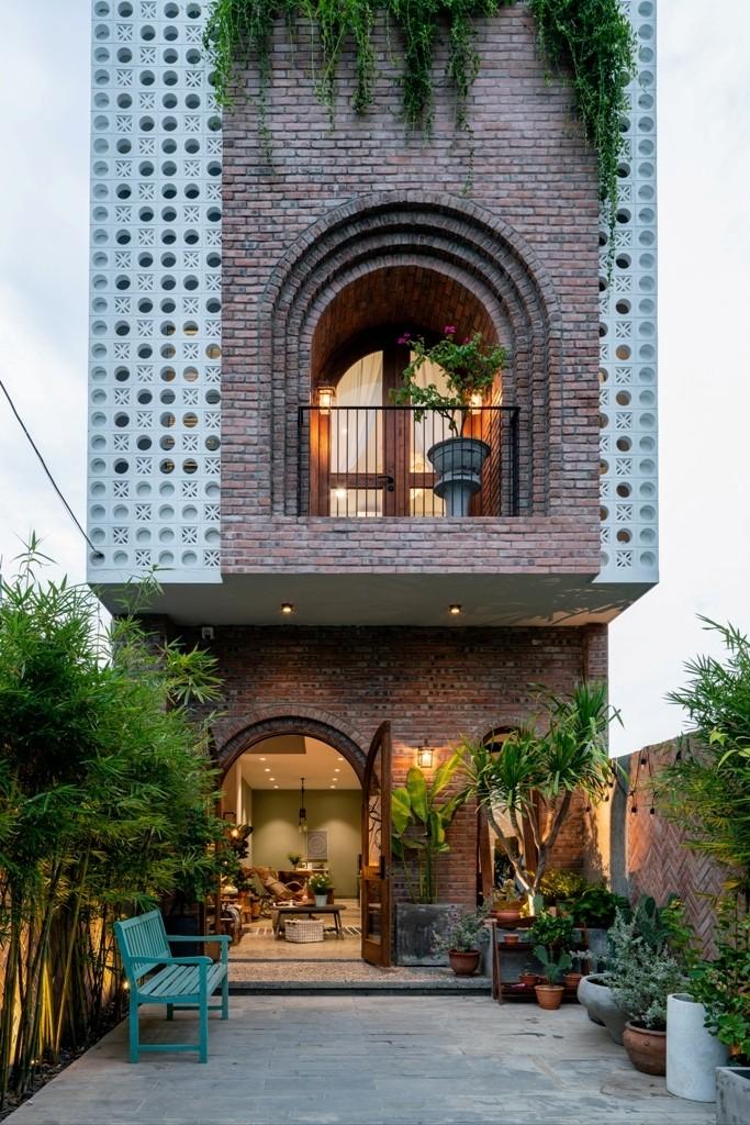 Cội House mộc mạc giữa lòng đô thị Đà Nẵng - ảnh 2