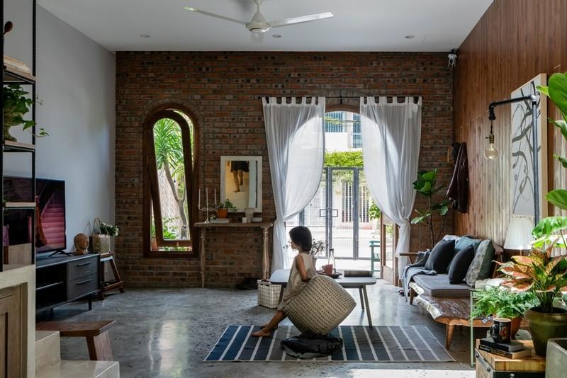Cội House mộc mạc giữa lòng đô thị Đà Nẵng - ảnh 4