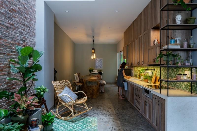 Cội House mộc mạc giữa lòng đô thị Đà Nẵng - ảnh 5