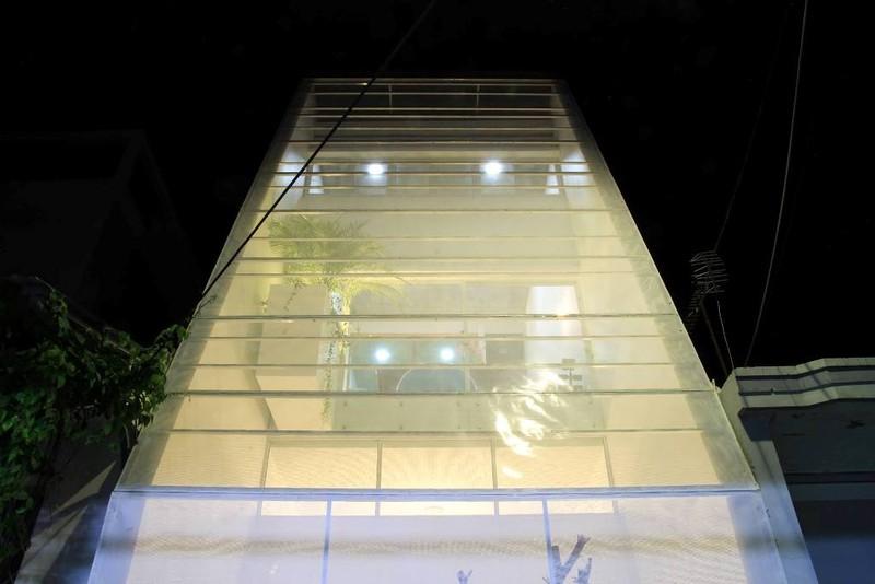 Không gian đa lớp trong ngôi nhà vỏn vẹn 73 m2  - ảnh 10