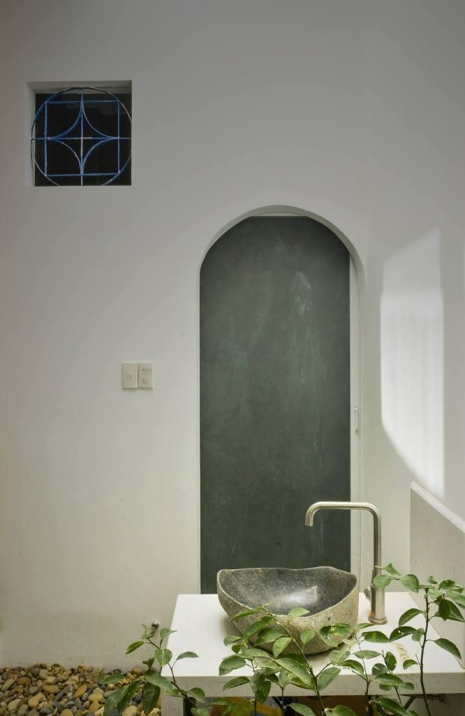 Không gian đa lớp trong ngôi nhà vỏn vẹn 73 m2  - ảnh 4
