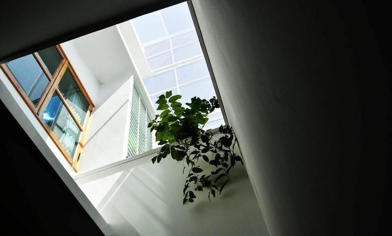 Không gian đa lớp trong ngôi nhà vỏn vẹn 73 m2  - ảnh 5