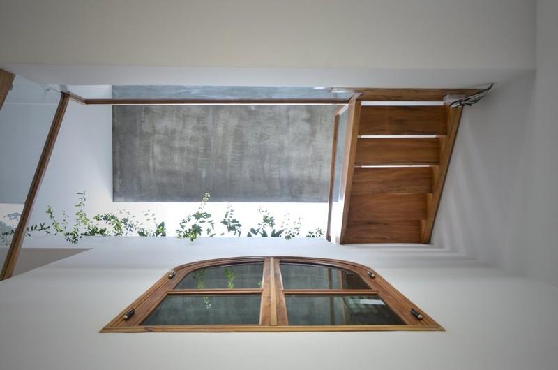 Không gian đa lớp trong ngôi nhà vỏn vẹn 73 m2  - ảnh 9