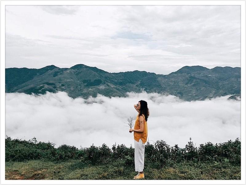 Săn mây trên đỉnh Tà Xùa - ảnh 2