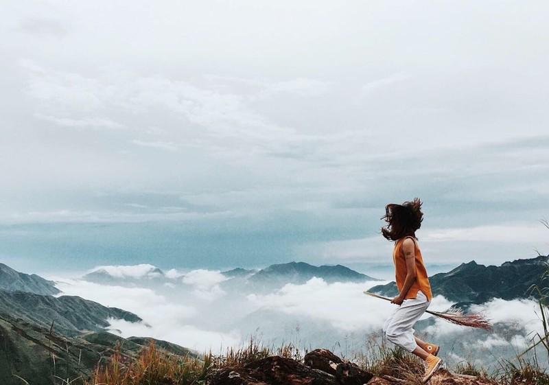 Săn mây trên đỉnh Tà Xùa - ảnh 3