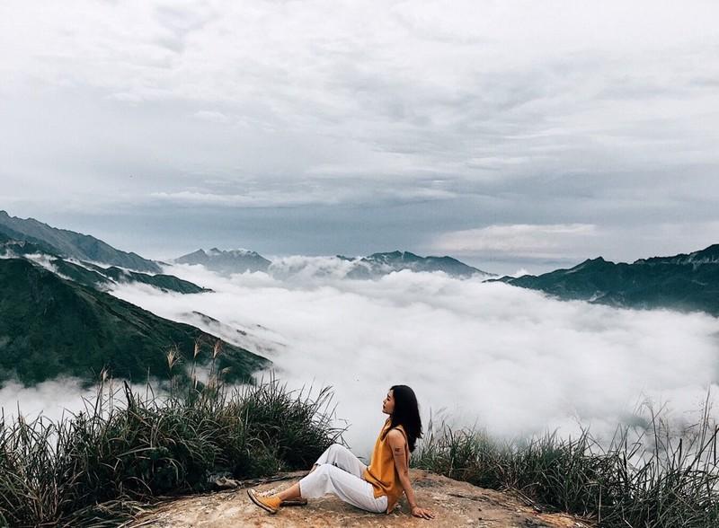 Săn mây trên đỉnh Tà Xùa - ảnh 4