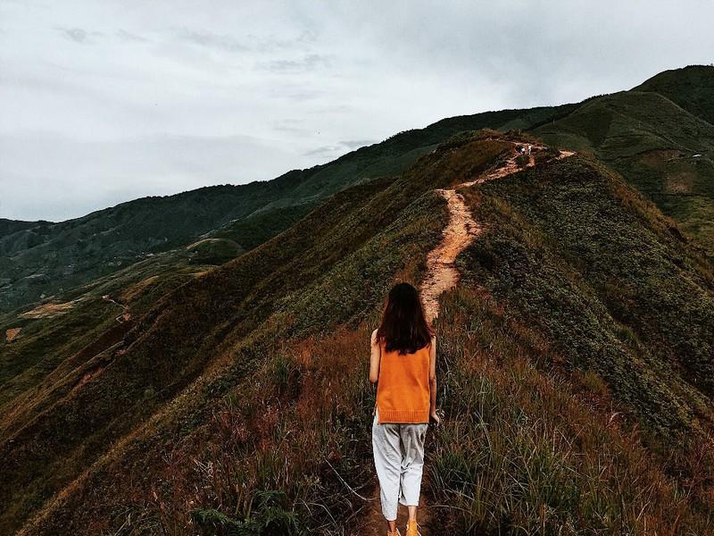 Săn mây trên đỉnh Tà Xùa - ảnh 5