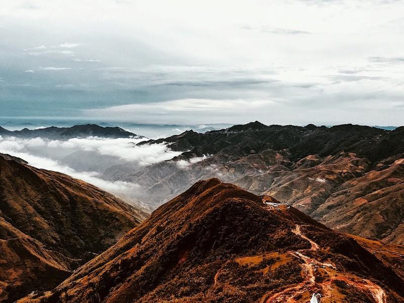 Săn mây trên đỉnh Tà Xùa - ảnh 7