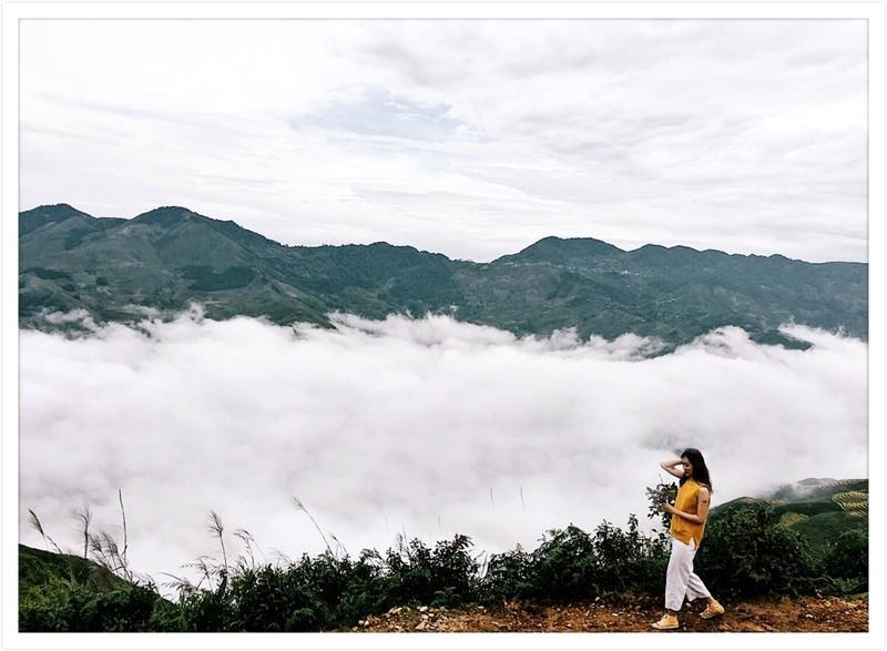 Săn mây trên đỉnh Tà Xùa - ảnh 1