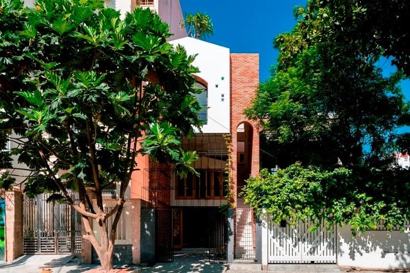 Thiết kế nhà trong nhà đặc biệt ở Đà Nẵng - ảnh 2