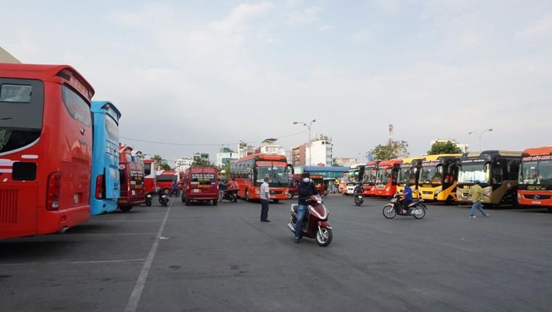 TP.HCM khôi phục hoạt động vận tải đi và đến Đà Nẵng - ảnh 1