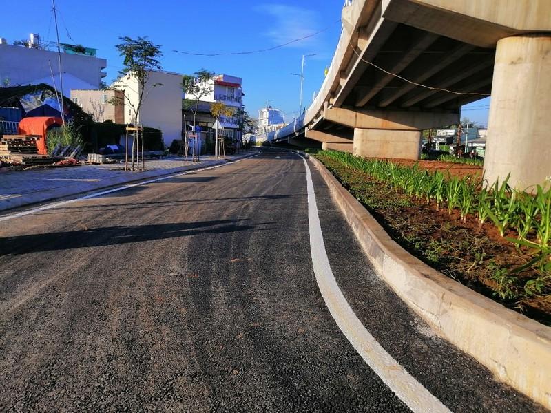 Chính thức thông xe cầu Phước Lộc 400 tỉ ở huyện Nhà Bè - ảnh 8