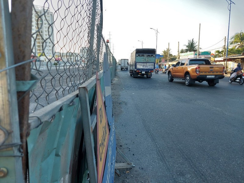 Cận cảnh 2 công trình giao thông cán đích dịp 30-4 - ảnh 8