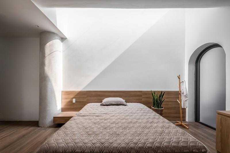 Ngôi nhà 48 m² của chàng trai độc thân ở TP.HCM - ảnh 12