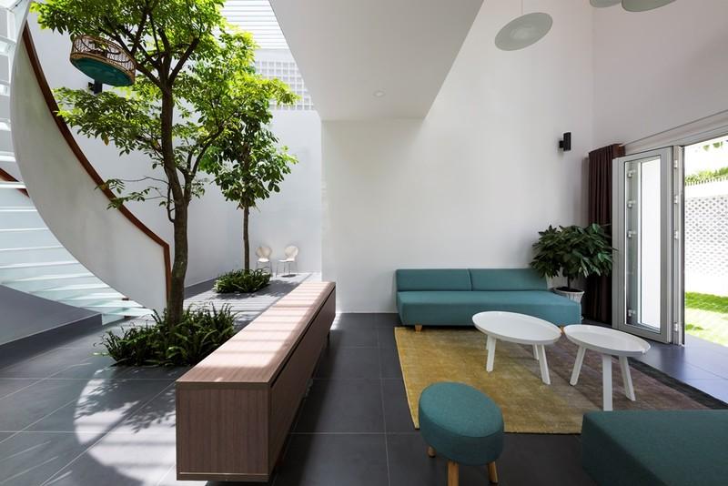 Không gian nhà hẹp nên chọn nội thất gì?  - ảnh 1