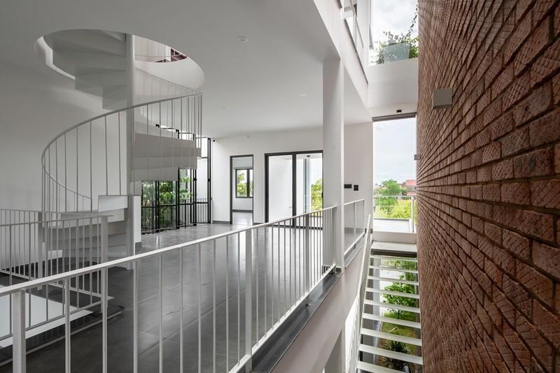 Cải tạo căn nhà cũ thiếu ánh sáng thành không gian đẹp như mơ - ảnh 14