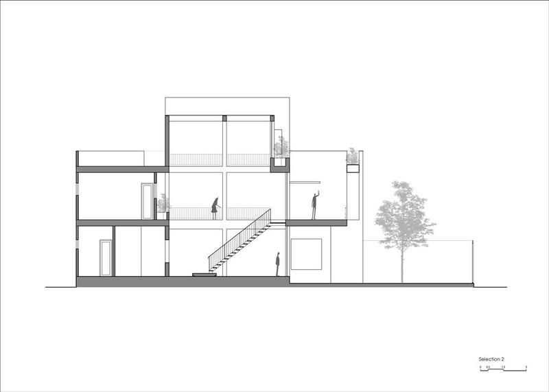 Cải tạo căn nhà cũ thiếu ánh sáng thành không gian đẹp như mơ - ảnh 22