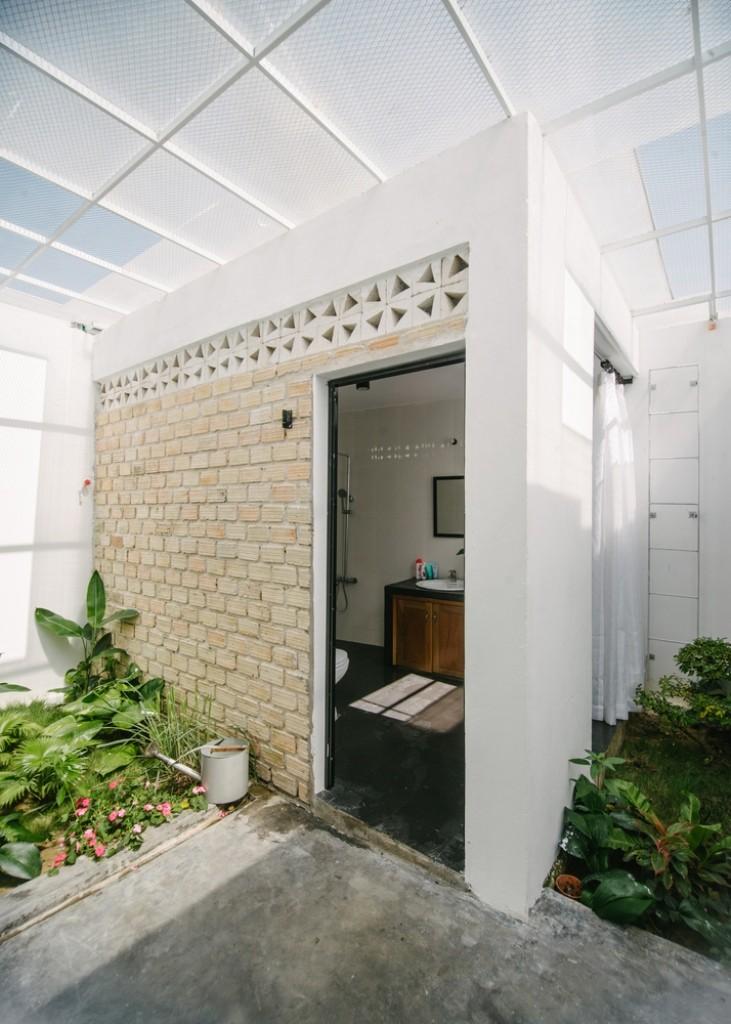 Hấp dẫn với ngôi nhà có nhiều giếng trời ở Kon Tum - ảnh 13