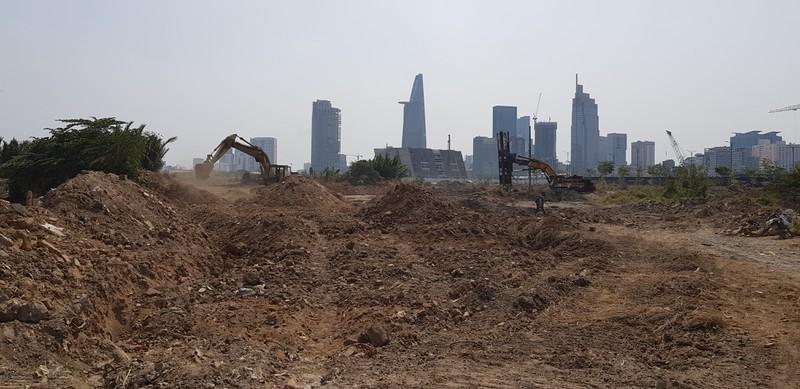 Thông tin về dự án 9 lô đất trong khu đô thị mới Thủ Thiêm - ảnh 1
