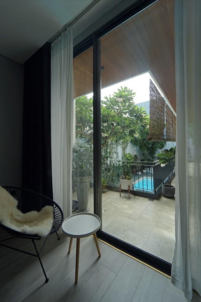 Ngôi nhà ấn tượng như resort trong con phố nhỏ ở Đà Nẵng - ảnh 14