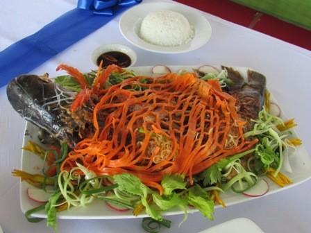 Những món ăn ngon tuyệt từ cá tra - ảnh 9