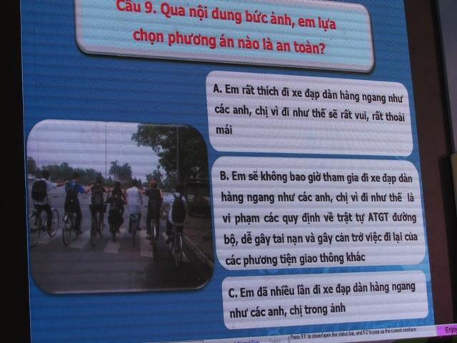 40% người chết vì tai nạn giao thông là người trẻ - ảnh 2