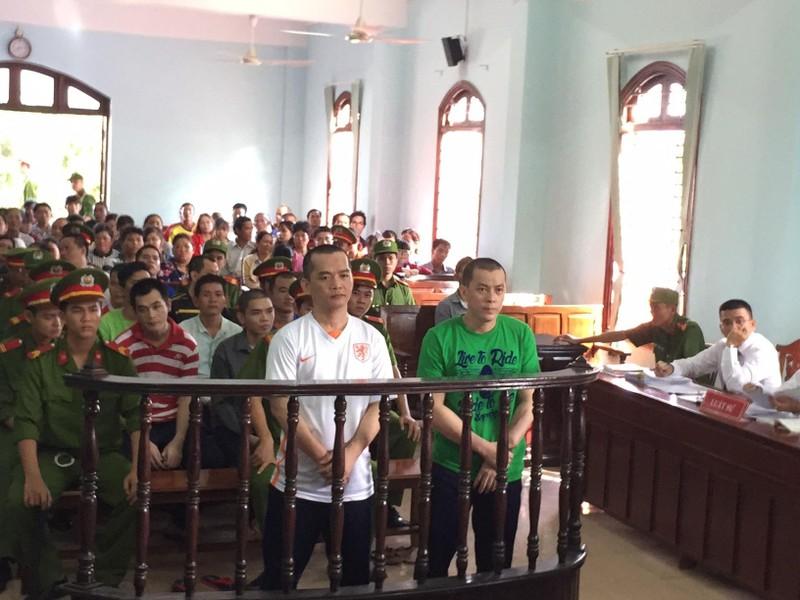 Chỉ đạo hơn 50 đàn em 'trả thù' bị phạt 20 năm tù - ảnh 1