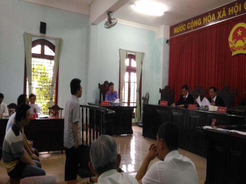 7 thanh tra giao thông nhận hối lộ hầu tòa - ảnh 2