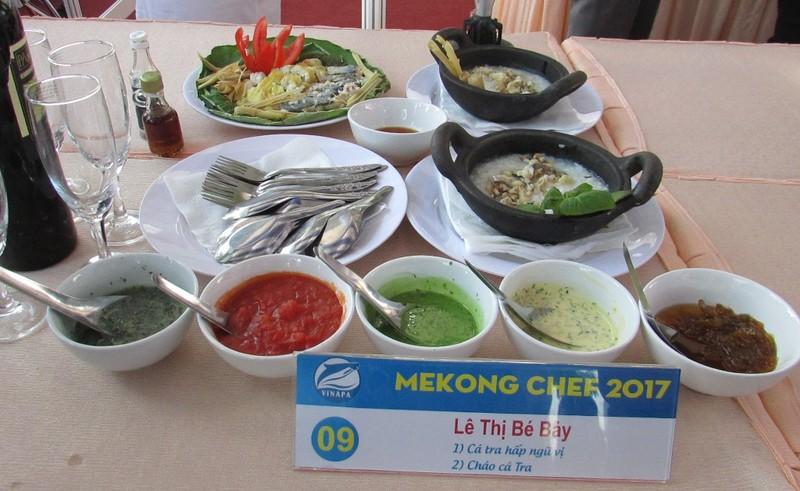 'Phù thủy' biến cá tra Mekong thành sơn hào hải vị - ảnh 6