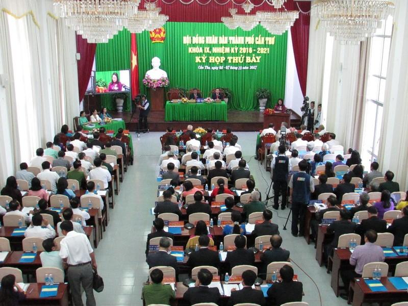 Chủ tịch Quốc hội nói về hai tin vui cho TP Cần Thơ - ảnh 1