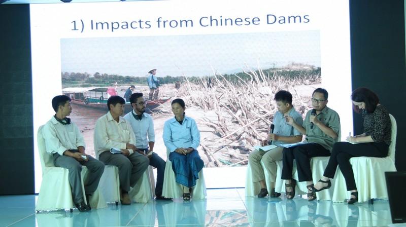 Thủy điện trên sông Mekong làm 60 triệu dân ảnh hưởng - ảnh 1